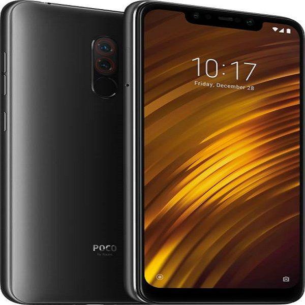 POCO F1 (Graphite Black, 128 GB)