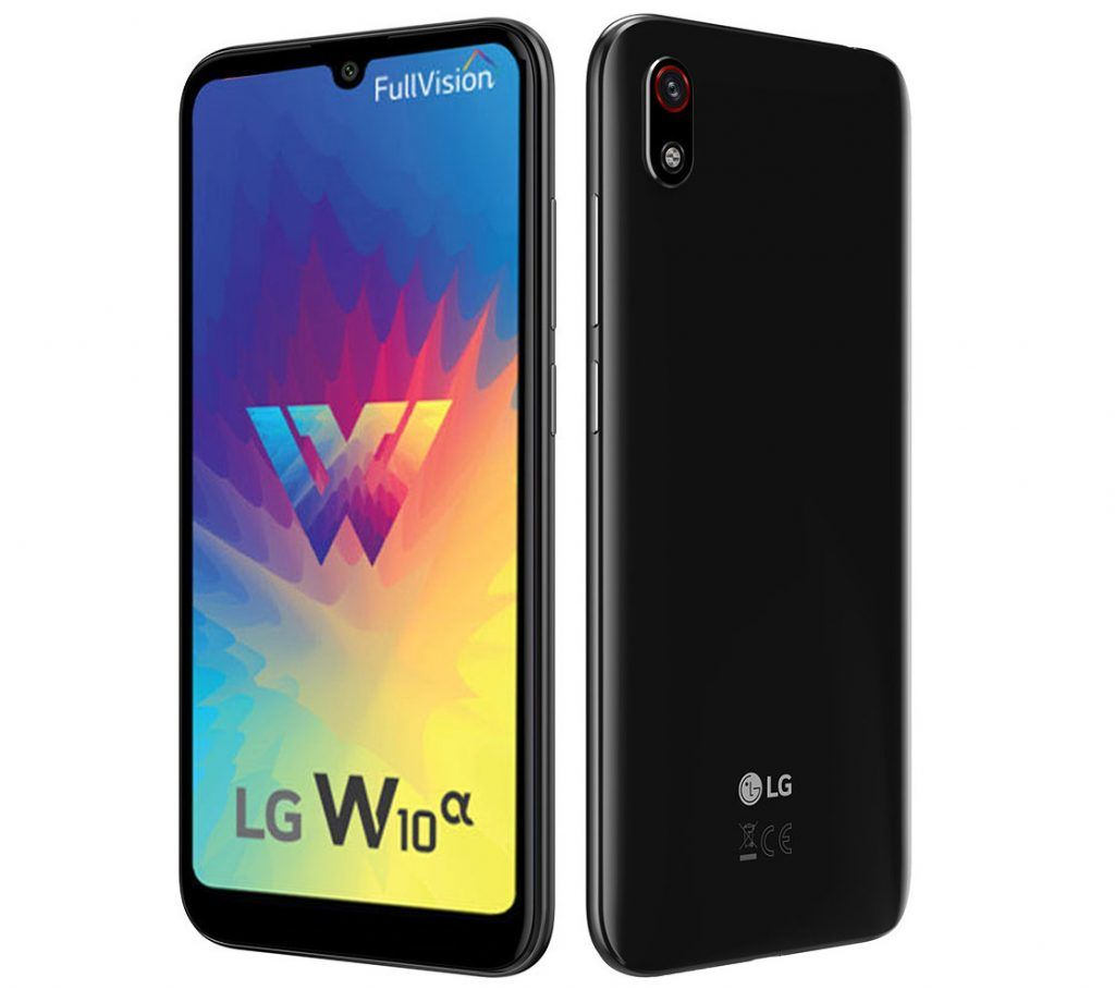 LG W10 Alpha with 5.71-inch Raindrop display, Android 9 Pie launched in India for Rs. 9999